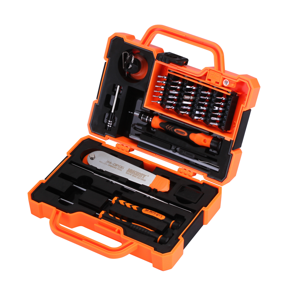 Multi Tool Precision Screwdriver Bits Knife Tweezers Pry Open 12220v Ac And Dc Lcd Digital Circuit Tester Pen Slotted Tools Moblie Phone Computer Repair Kit Ferramentas