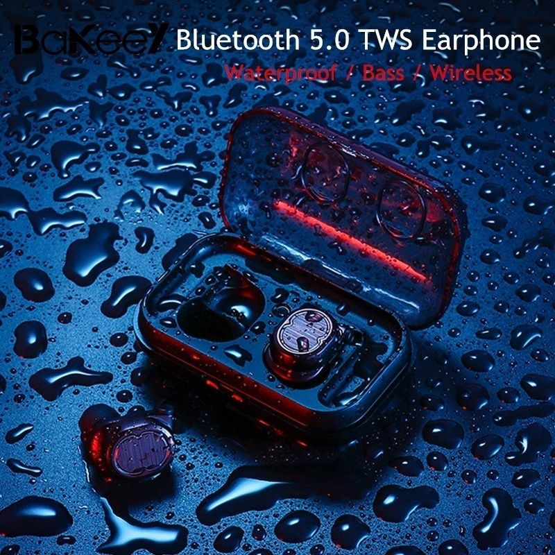 Image 5 - TWS Wireless Bluetooth Earphones Touch Stereo Bluetooth 5.0 Headset Outdoor Sports Fitness Mini Earbuds Single Ears for Phones-in Bluetooth Earphones & Headphones from Consumer Electronics