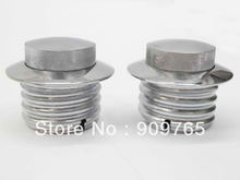 Free Shipping 1 Pair GAS FUEL TANK FLUSH POP UP CAP FOR HARLEY DAVIDSON SOFTAIL DYNA