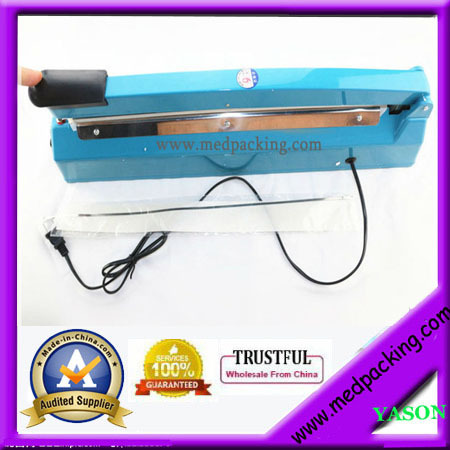 manual plastic bag sealer/poly bag sealer/coffee bag sealer(sealing length 200mm)