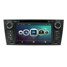"Car DVD GPS Navigation for E90 Saloon 2005 2007 2008 2009 2010 2011 2012 with manual AC GPS CANBUS 7"" Car Stereo"