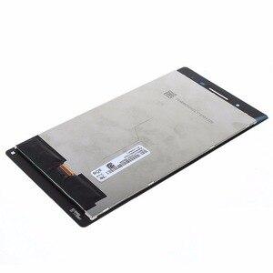 Image 2 - لينوفو تبويب 4/TB 7304X/TB 7304F شاشة الكريستال السائل تعمل باللمس + أسود استبدال