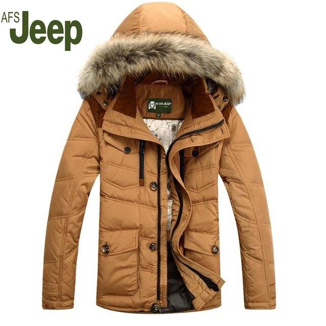6f10e1a1c263d Nouvelle annonce hiver hommes vers le bas manteau 2016 vente Chaude Homme  épais chaud de canard