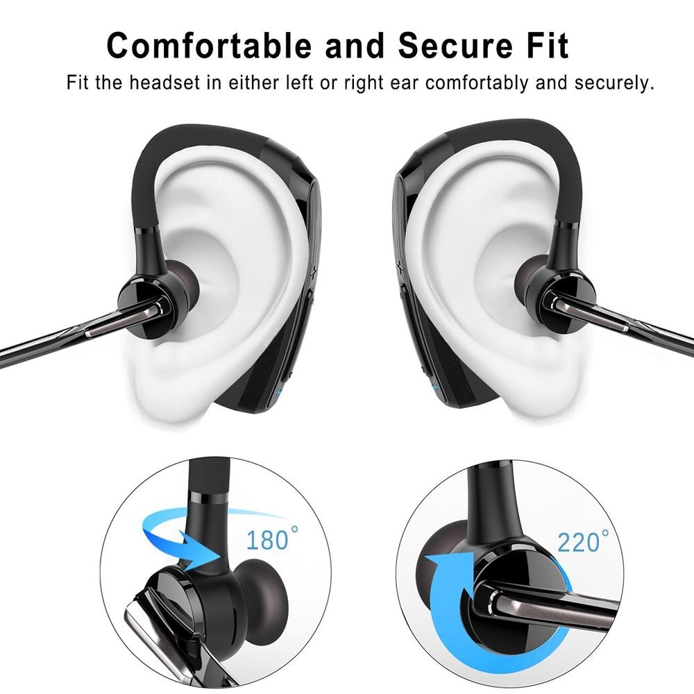 2018 uusim V8 Bluetooth kõrvaklapp traadita kõrvaklapid Stereo - Kaasaskantav audio ja video - Foto 3