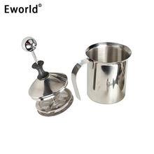 Eworld высококачественный насос из нержавеющей стали 400/800