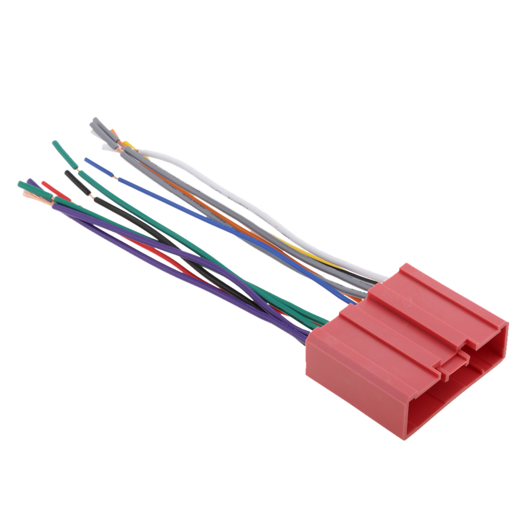 High Quality Car Radio Install Cd Player Wiring Harness