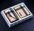 1 set card Wallet & key bags women & man's 100% Genuine Leather card Holder Case Cover Wallet & key bag holder
