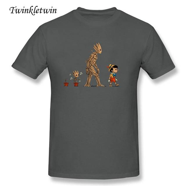 2a149a87 Online Shop Teens Evolution Groot T-shirt Guardians Of The Galaxy T Shirts  Summer Cool Man Short Sleeve Big Size Tee Shirts For Hot Day | Aliexpress  Mobile