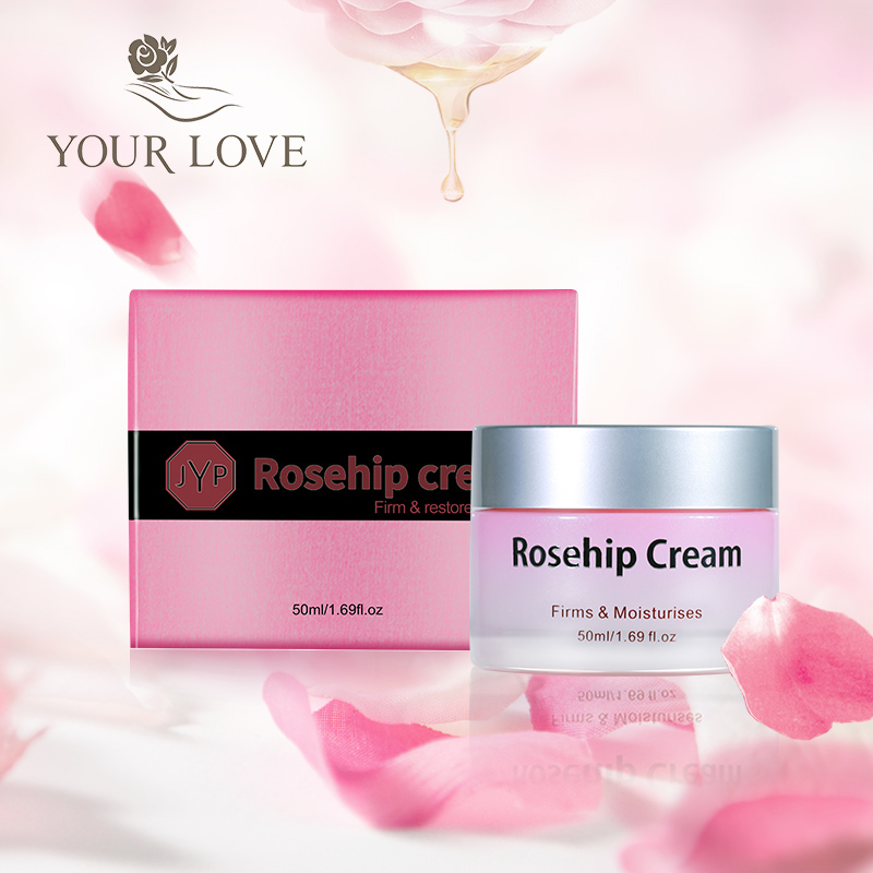 Original NewZealand JYP Rosehip Oil Hydrating Day Night Cream 50g Restoring Intensive Moisturizing Improve Fine Lines Skin Care rosehip rose moisturizing cream 125ml