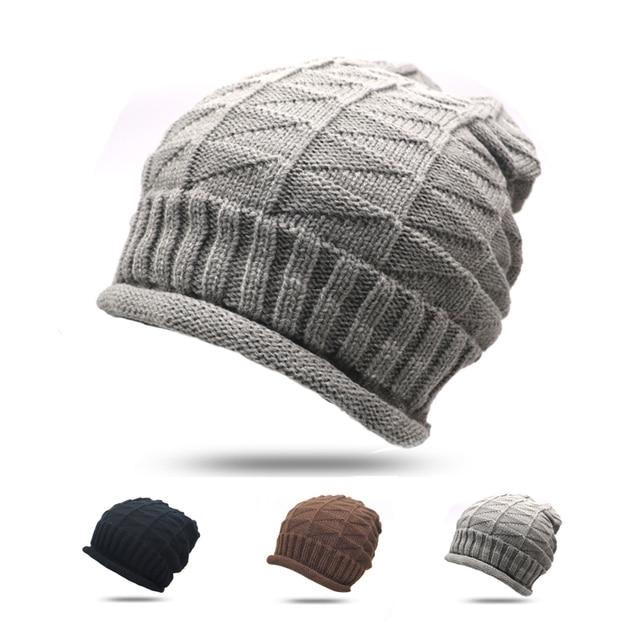 8d094ca5624ae Hot Sale New Winter Women Knitted Hats Beanies Fashion Designer Hats Girls  Winter Hats For Women Warm Beanie Caps Women