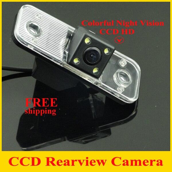 CCD HD Car Rear View Backup Camera parking camera in car camera rear monitor for Hyundai new Santafe/Hyundai Santa Fe /Azera