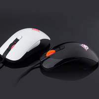 Free shipping H wired mouse CF LOL e-sports game peripherals professional mouse macro definition on sale