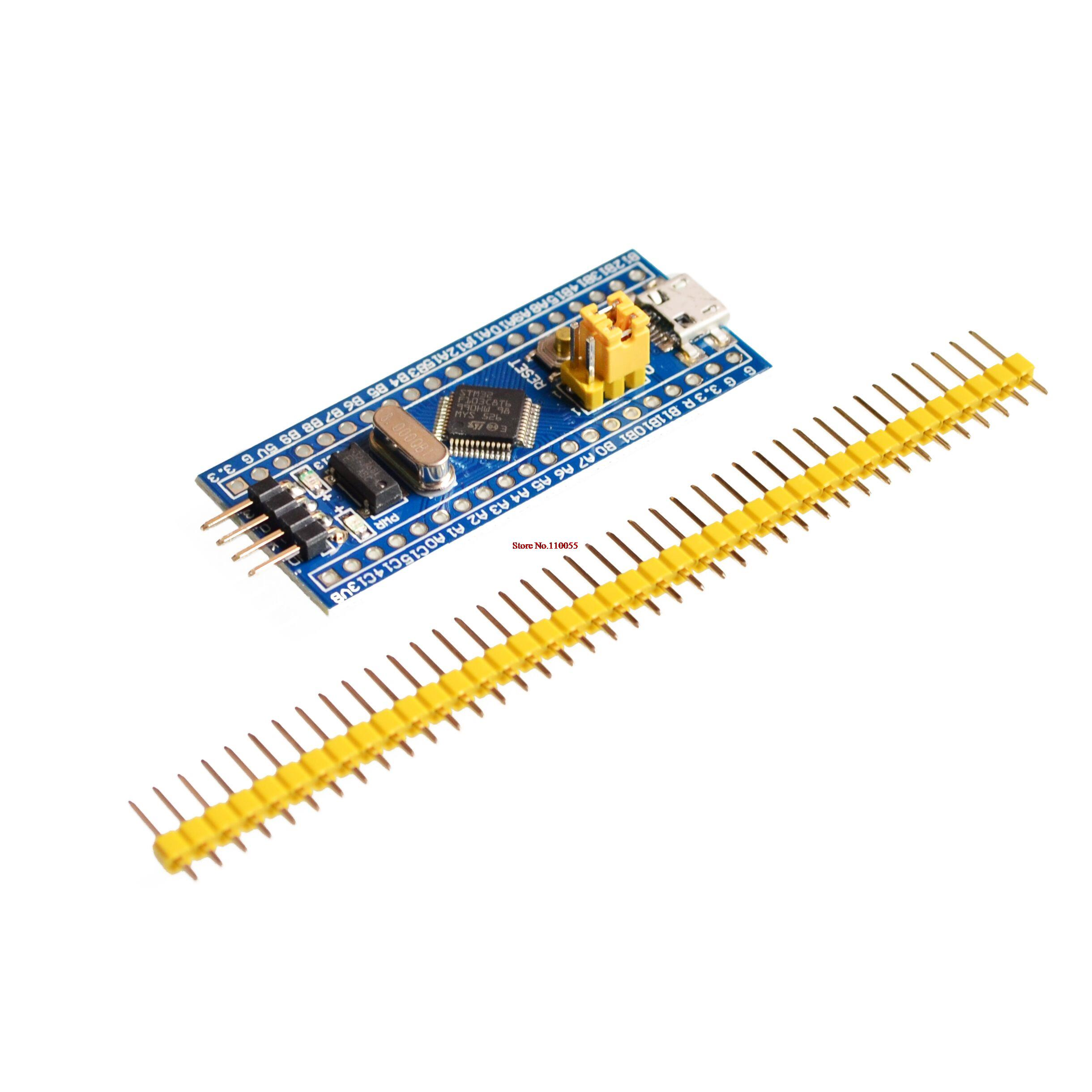 STM32F103C8T6 ARM STM32 Minimum System Development Board Module For Arduin0