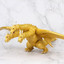 Dinossauro rei dos monstros de filmes Rodan mothra Action Figure Movable boneca Modelo Tipo Anime Filme King Ghidorah do miúdo Do Miúdo brinquedo(China)