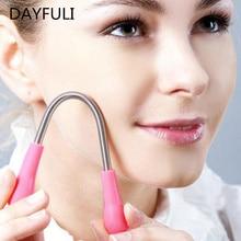 Hot Sales Face Facial Body Hair Epilator Spring Remover Stick Removal Threading Nice Tool Epilator Wholesales Free Shipping