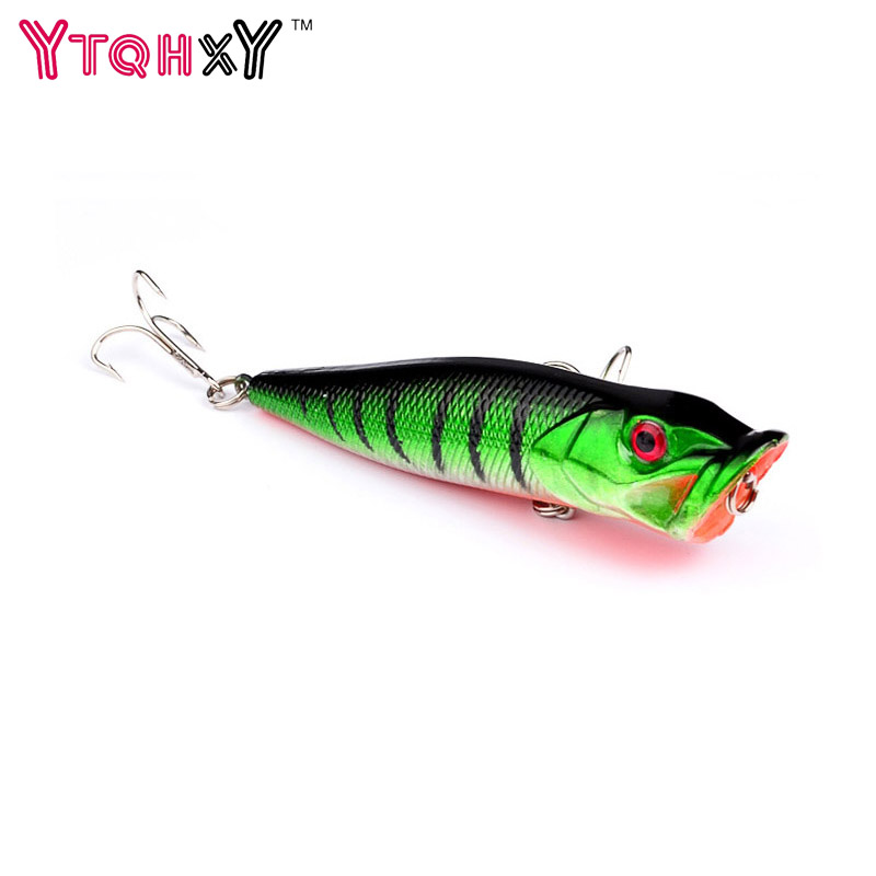 Popper Artificial fishing Today's