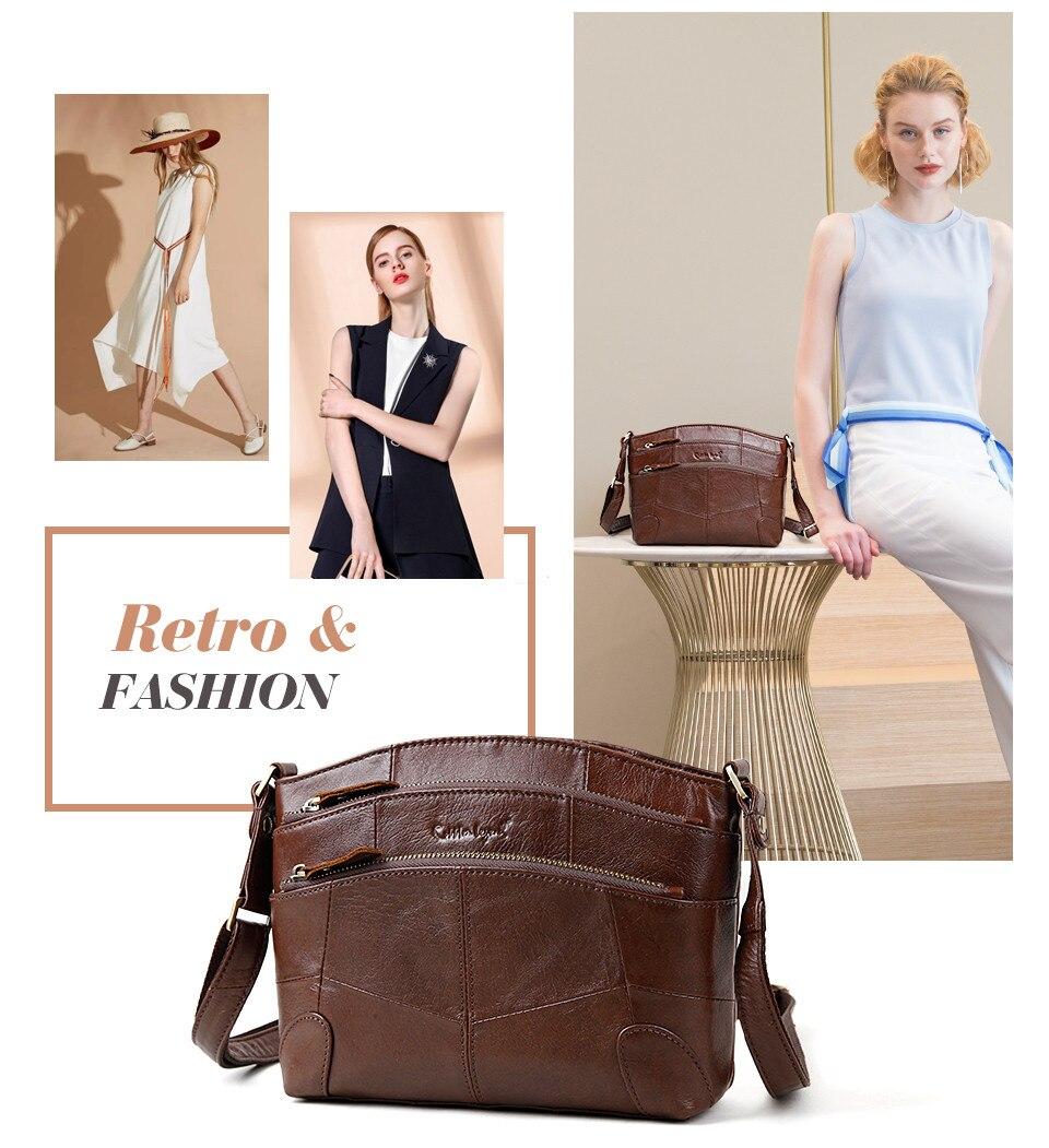 Sapateiro lenda senhoras sacos de couro genuíno