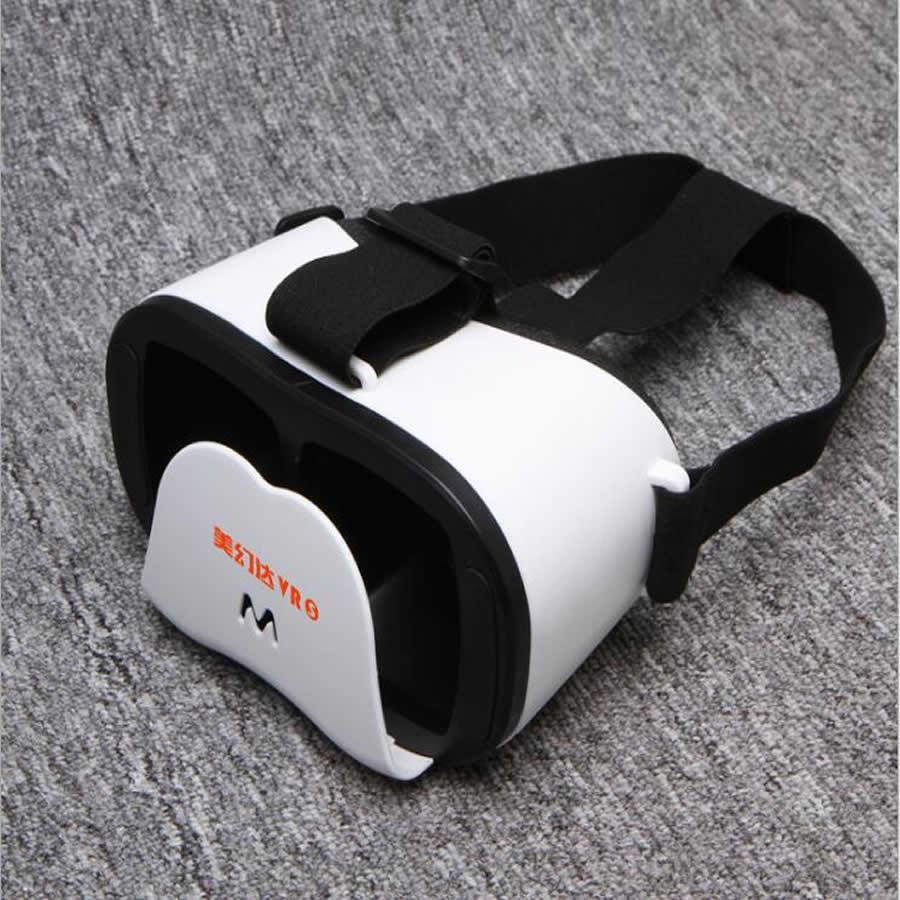 Google cardboard 3D Glasses font b VR b font Virtual Reality Head Mount 3D Movies Games