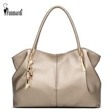 FUNMARDI 2019 Luxury Women Handbags PU Leather Women Bags Brand