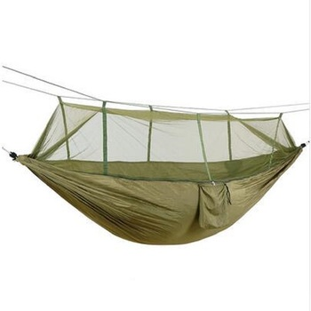 Camping Hammock with Mosquito Net 1