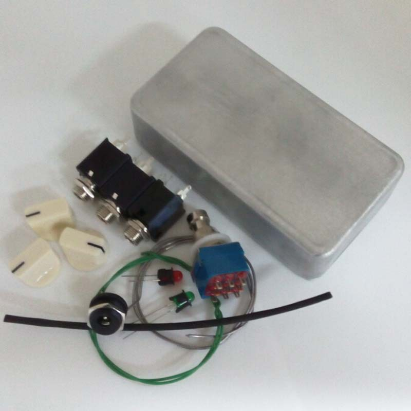 top 10 largest diy guitar effects box list and get free shipping