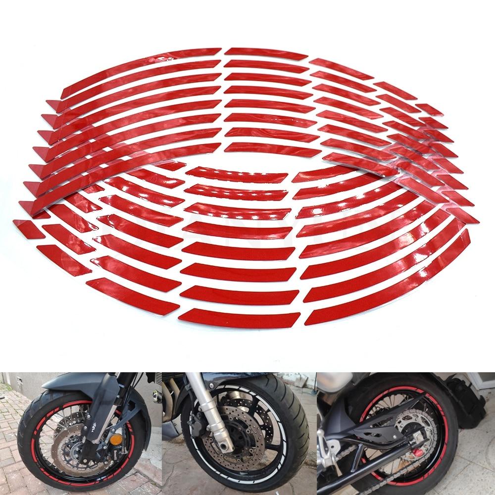 17 /& 19 INCH DIRT BIKE RIM PROTECTORS WHEEL DECALS TAPE GRAPHICS MOTORCYCLE