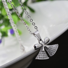 Korean lady  necklace pearl sweater chain cover chain Korea antlers clavicle jewelry pendants accessories