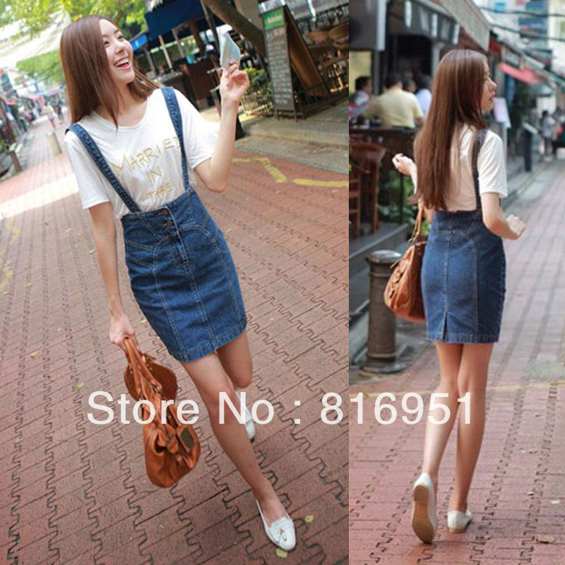 bandage skirt jeans high waist denim skirt women jeans skirt with ...