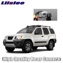 Liislee автомобиля Камера для Nissan Xterra 2005~ Ultra HD Реверсивный Камера автомобиль заднего мнимой для друзей Применение | CCD+ RCA
