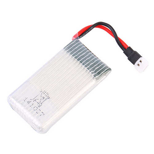 3.7V 500mAh 25C Lipo Battery Spare Parts for Syma X5 X5C H5C X5SC X5A RC Quadcopter  92M6