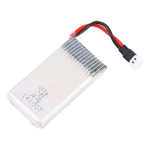 3.7 В 500 мАч 25C липо аккумулятор запчасти для Syma X5 X5C H5C X5SC X5A RC четырёхосный авиааппарат