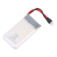 3.7V 500mAh 25C Lipo Battery Spare Parts for Syma X5 X5C H5C X5SC X5A RC Quadcopter jjrc h5c 11 replacement 500mah li polymer battery for h5c x5c silver