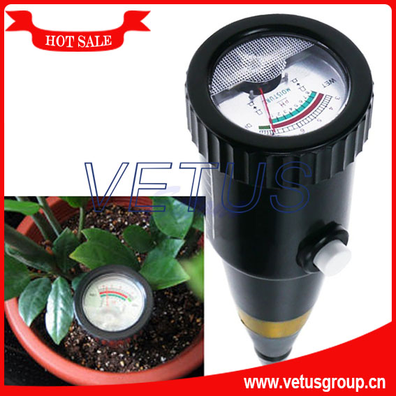 VT-05 multifunctional soil Moisture & ph meter with PH range 3~8ph mc7812 induction tobacco moisture meter cotton paper building soil fibre materials moisture meter