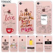 YIMAOC Coffee Wine Brown Magenta Ombr Soft Silicone Phone Shell Case for iPhone XR X XS 11 Pro Max 5 5S SE 6 6S 7 8 Plus 10 yimaoc hailee steinfeld ross soft silicone case for apple iphone 11 pro xr xs max x 10 8 plus 7 6s 6 plus se 5s 5 7plus 8plus