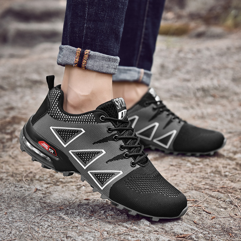 Fires Hiking Shoes Outdoor Sneakers Sports Breathable Comfort Trend Brand 48 Men Zapatillas