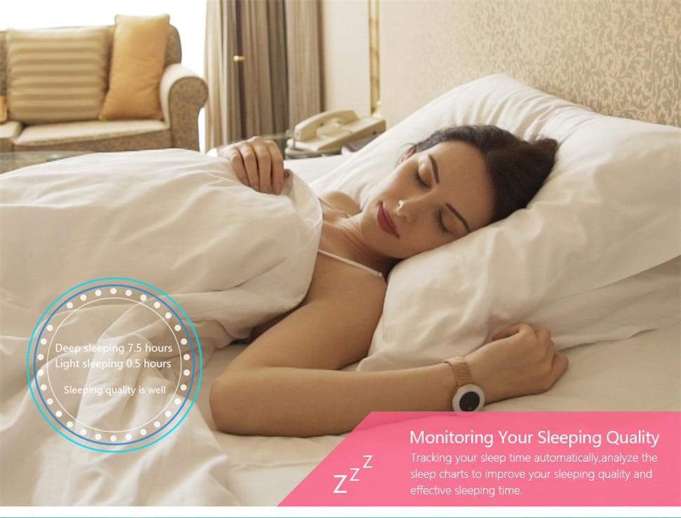 YKSO IP68 Waterproof Smart Bracelet Pedometer X6 Fitness bracelet Sleep Heart Rate Monitor Smart Bracelet (11)