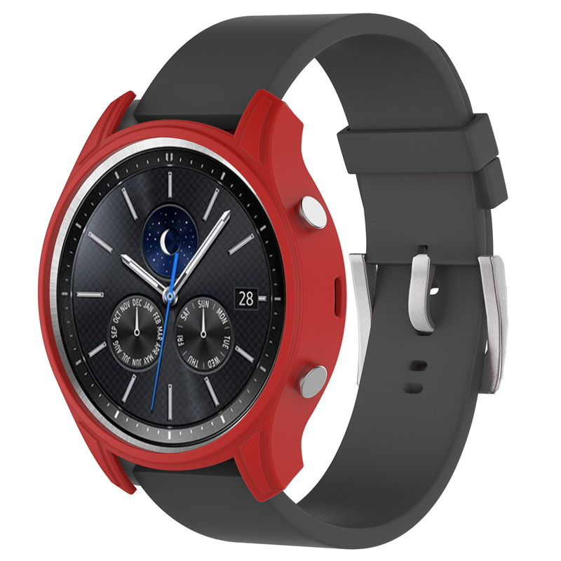 font b Smart b font font b Watch b font Cover Silicon Slim Protective Case