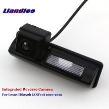 цена на Liandlee For Lexus HS250h (ANF10) 2010-2012 Car Reverse Parking Camera Backup Rear View Camera / SONY CCD Integrated Nigh Vision