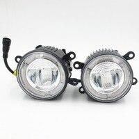 CYAN SOIL BAY led drl fog lamp for SANDERO MAXITY MASTER auto parts for MASCOTT LANTITUDE daytime running lights