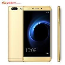 2017 Original YUNSONG Mobile Phone S9 Plus 16MP camera 6.0 inch Smartphone MTK6580 Quad Core Dual Sim Cell Phone GSM/WCDMA 3G