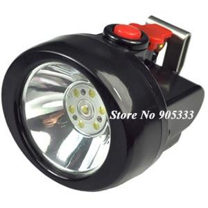 Darmowa wysyłka 1W Led Headlamp dla górników łowieckich i - Przenośne oświetlenie - Zdjęcie 1