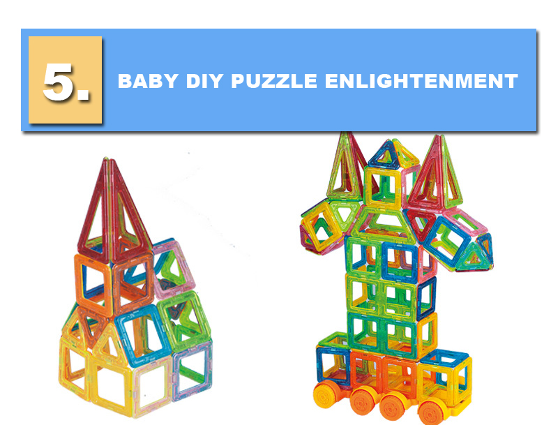 Mini Magnetic Designer Construction Set 17