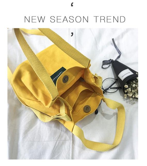 Canvas Sling bag Designer handbags high quality Women Bag Messenger Bags New Handbag Tassel Bucket Shoulder Handbags Crossbody 4
