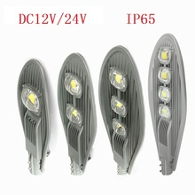 10PCS  LED Street Light 30W 50W 100W 150W 200W 45mil Bridgelux Road Highway Garden Park light DC12V/24V  Outdoor Lighting 210w bridgelux led street lights ip67 main road lighting highway lighting elevated road and bridge lighting ce rohs 85 265v