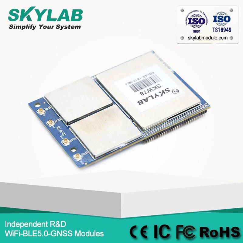 MT7621A+MT7603E+MT7612E DDR2 1024Mb Memory 128Mb GigE ac WiFi Router Module