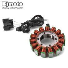 BJMOTO 14B-81410-00 Motorcycle Magneto Ignition Stator Coil For Yamaha YZF R1 2009-2014