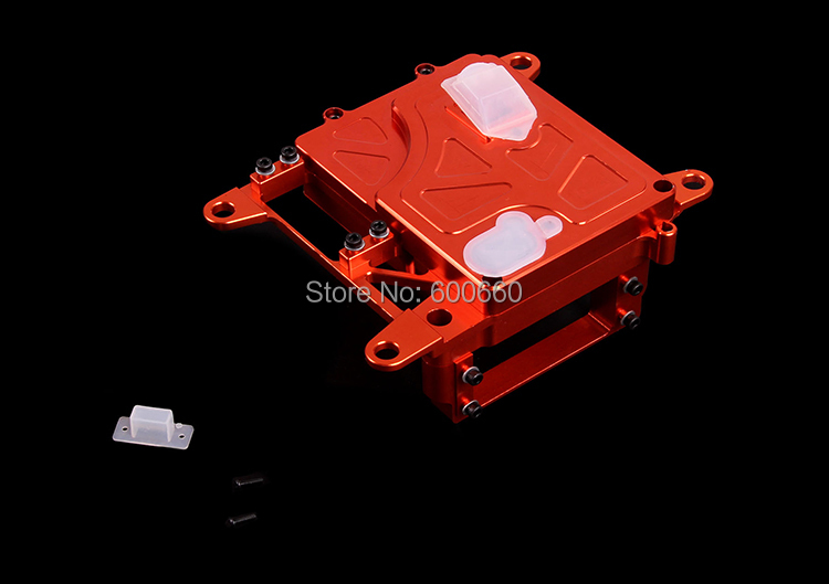 цена Baja CNC Battery Box 85186 for baja 5b ss HPI Km Rovan free shipping