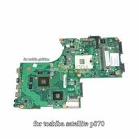 NOKOTION для toshiba satellite P870 Материнская плата ноутбука V000288240 GL10FG-6050A2492401-MB-A03 HM76 NVIDIA GT630M DDR3