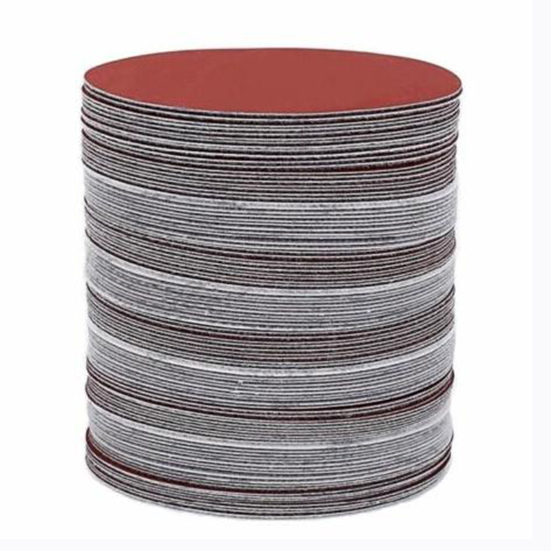 40pcs Set Sand Discs Designed For High Speed Sanding And Heavy Cutting