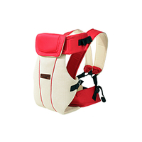 Breathable 4 In 1 Kangaroo Baby Carrier Backpack Multifunction Sling Infant Baby Care With Seat Front